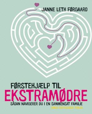 Førstehjælp til ekstramødre bog