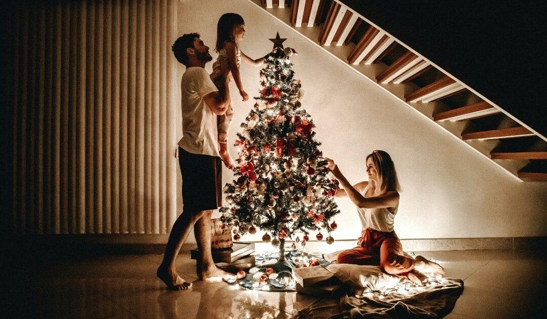 Julen i den sammenbragte familie