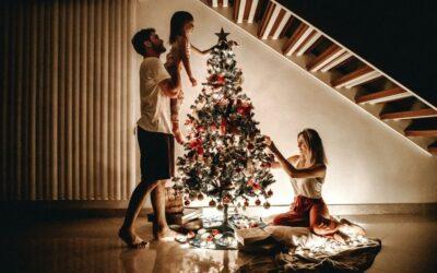 Julen i den sammenbragte familie: 5 ting, du selv kan gøre (allerede nu) for at skabe en god jul for jer alle sammen