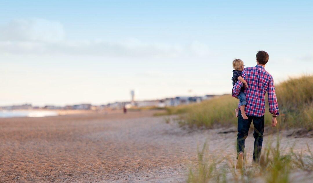 Skilsmissefar i en sammenbragt familie